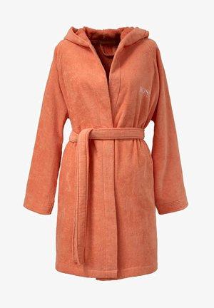 PLAIN - Dressing gown - peach