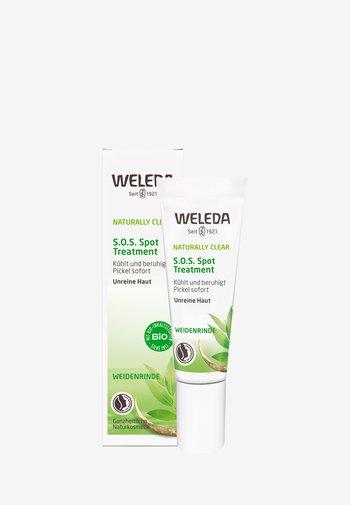 NATURALLY CLEAR S.O.S. SPOT TREATMENT - Face cream - -