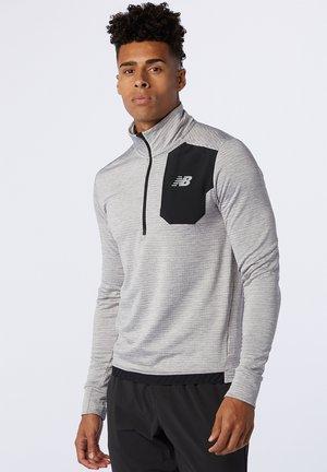 Sports shirt - athletic grey
