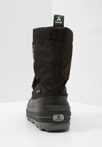 Kamik - WATERBUG - Winter boots - black - 3