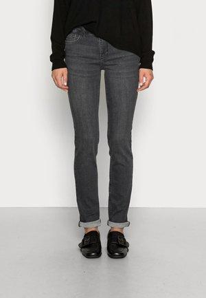 MAGNETIC - Slim fit jeans - dark grey wash
