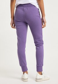 Bruno Banani - Tracksuit bottoms - lila - 3