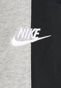 Nike Sportswear - Pantaloni sportivi - grey heather/black/white - 6