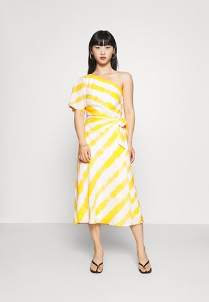 SALARA - Cocktail dress / Party dress - cream/summer lemon