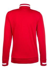 adidas Performance - TEAM 19  - Veste de survêtement - power red / white - 1