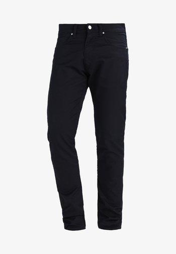 VICIOUS PANT LAMAR - Trousers - dark navy rinsed