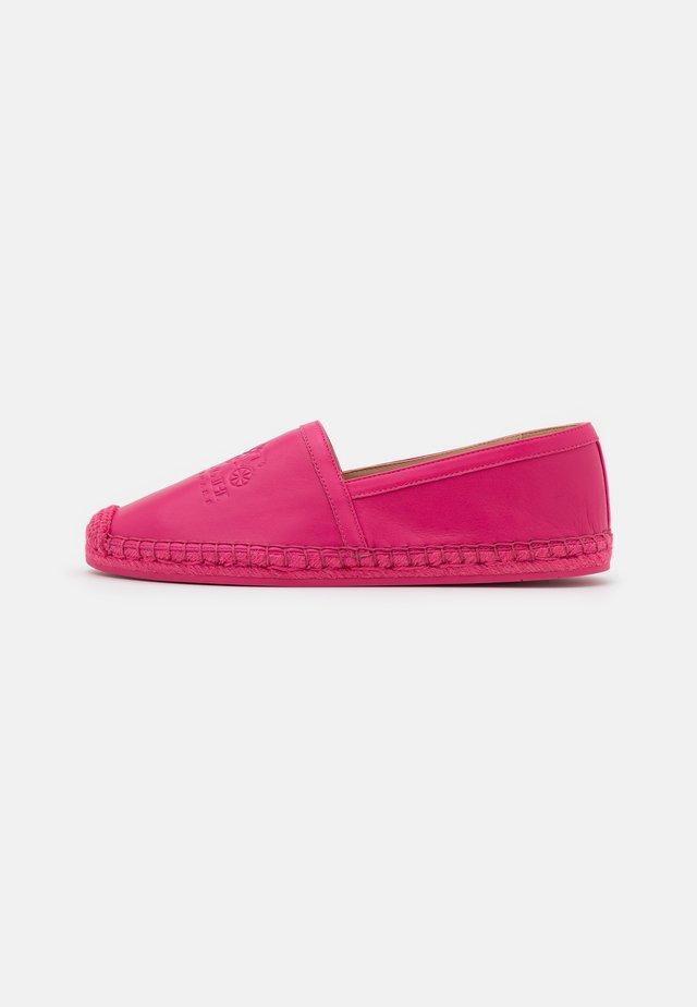 CHARLIE - Espadrilles - bold pink