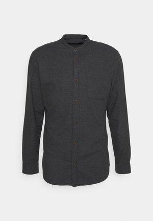 JJEBAND  - Shirt - dark grey melange
