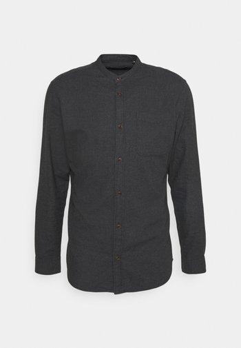 JJEBAND  - Skjorta - dark grey melange