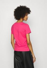 Guess - ORIGINAL TEE - T-shirt print - girly pink - 2