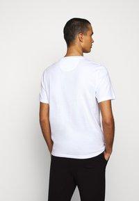 HUGO - DONTROL - T-shirt imprimé - white - 2