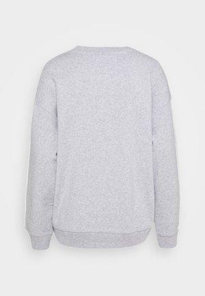 BRANDED CREW - Sweatshirt - heather gray