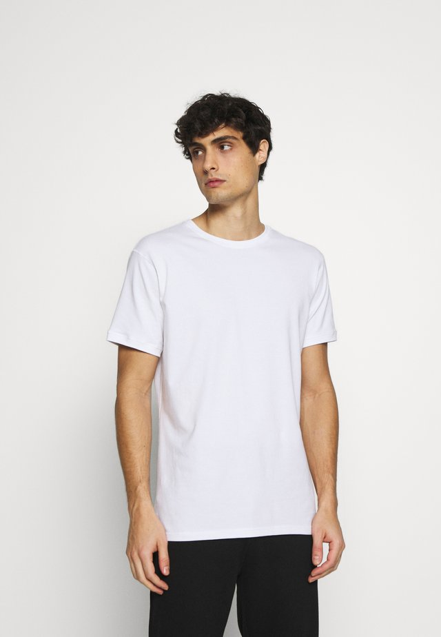 HEIMDALL 2 PACK - T-shirt basic - white