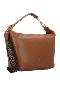 AIGNER - Handbag - dark toffee brown - 3