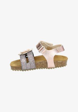 Sandals - rose goud