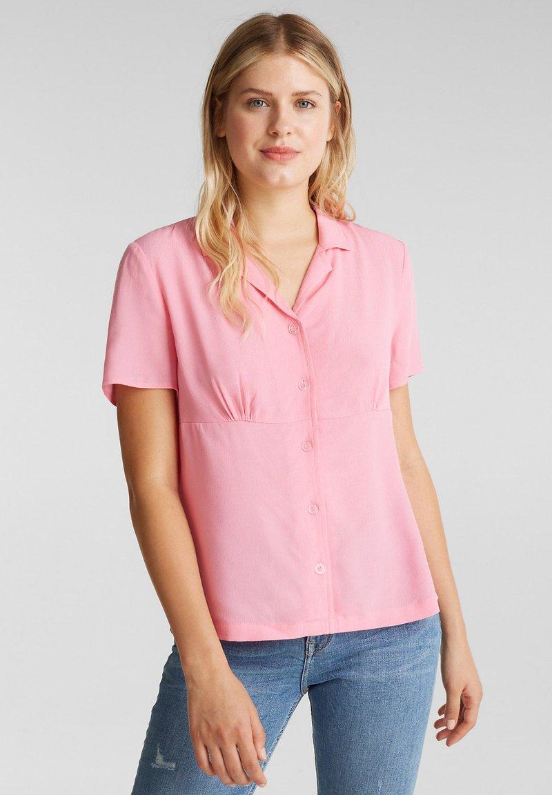 edc by Esprit - Button-down blouse - pink
