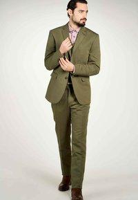 MDB IMPECCABLE - Blazer jacket - khaki - 1