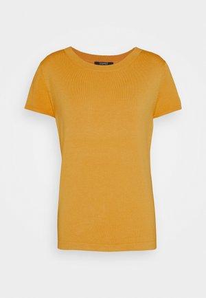 ECO VERO  - Basic T-shirt - honey yellow