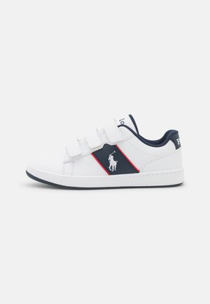 OAKVIEW II  - Baskets basses - white smooth/navy/red