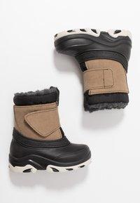 Friboo - Winter boots - dark blue/brown - 0