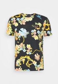 Just Cavalli - T-shirt imprimé - black - 3
