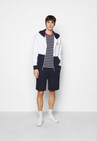 Polo Ralph Lauren - Zip-up hoodie - white/multi - 1