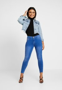 River Island Petite - MOLLY SLEIGH - Jeans Skinny Fit - mid auth - 1