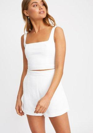 Shorts - z-blanc
