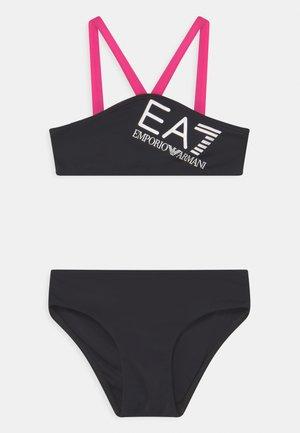 EA7 SET - Bikini - black