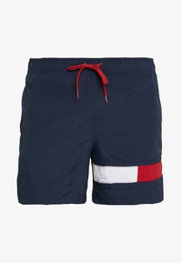 Tommy Hilfiger - MEDIUM DRAWSTRING - Shorts da mare - blue - 2