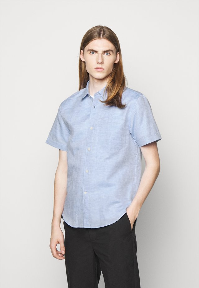 DIDON - Chemise - silver-blue
