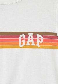 GAP - T-shirt print - new off white - 2