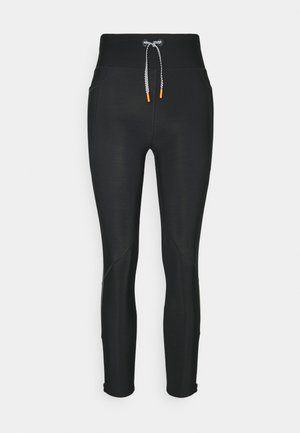 PEAK THERMAL 7/8 - Leggings - black