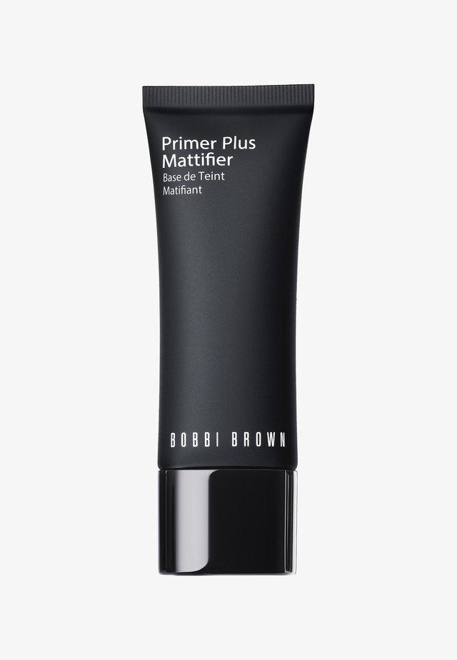 PRIMER PLUS MATTIFIER  - Primer - -