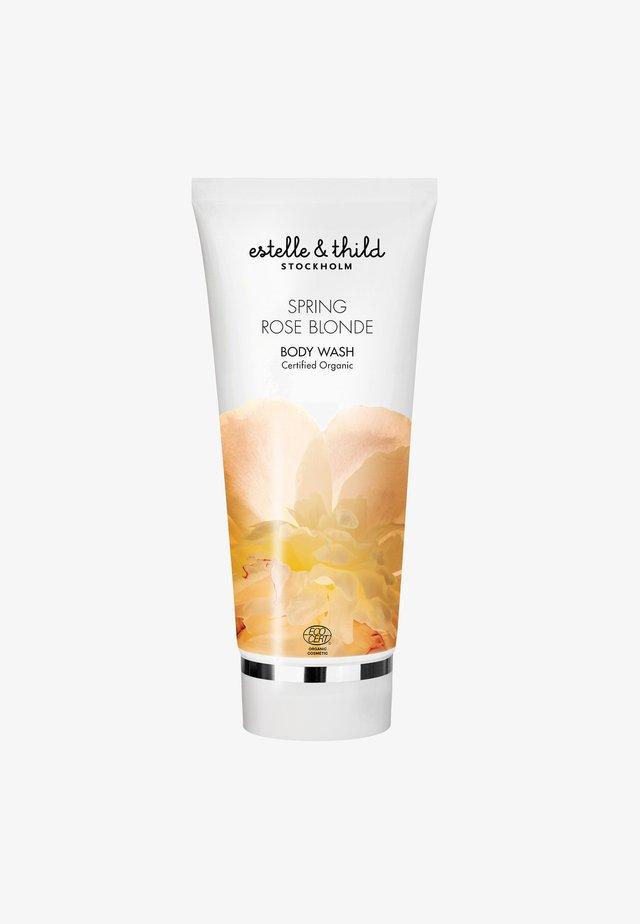 SPRING ROSE BLONDE BODY WASH 200ML - Żel pod prysznic - -