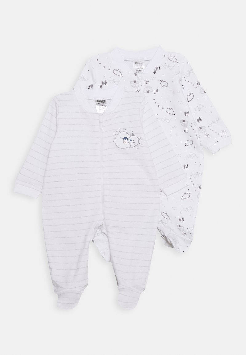 Jacky Baby - 2 PACK - Pyjamas - white