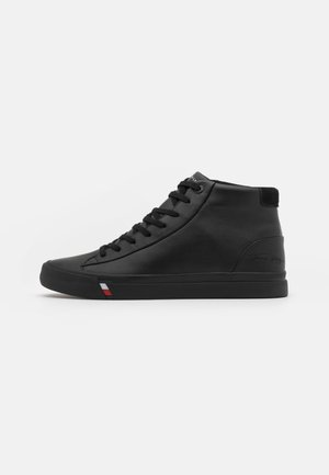 CORPORATE  - High-top trainers - black