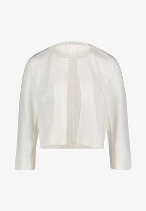MIT 3/4 ARM - Summer jacket - rohweiß
