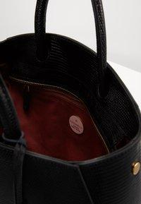 Coccinelle - CONCRETE LIZARD - Handbag - noir - 2