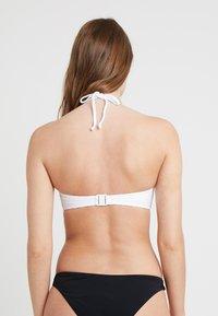 Anna Field - 2 PACK - Bikini top - white/black - 3