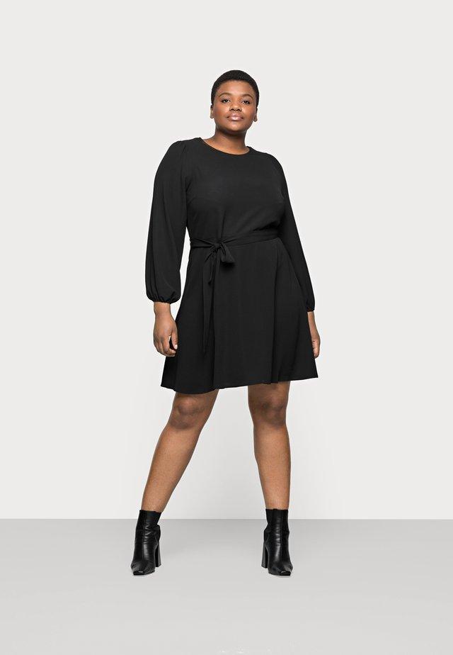 CARLUXMILA KNEE DRESS  - Vestido informal - black