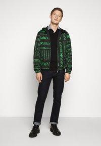 Emporio Armani - BLOUSON - Summer jacket - verde - 1