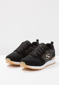 Skechers Sport - OG 85 - Sneakers - black /rose gold - 3