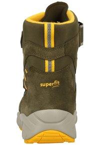 Superfit - Winter boots - grün/gelb 7000 - 4