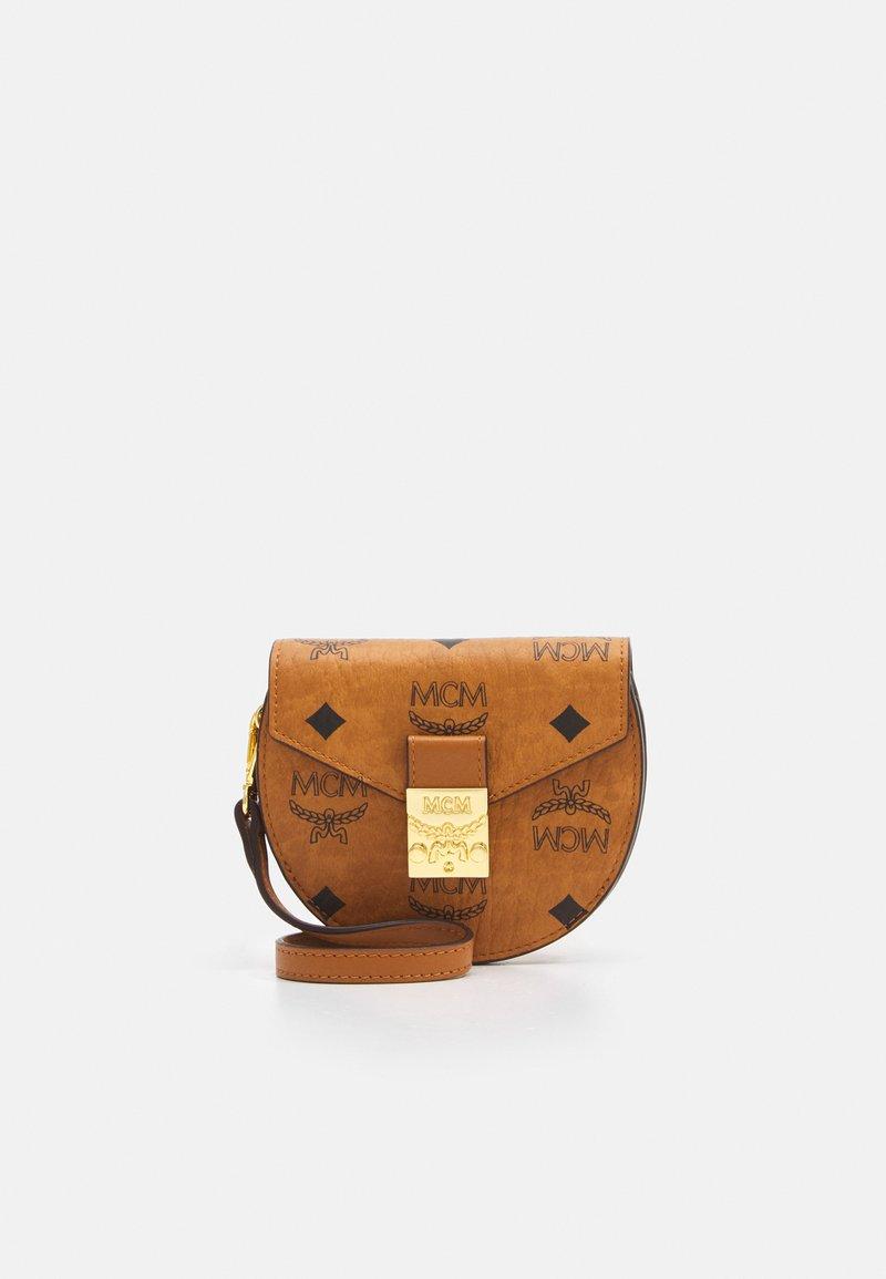 MCM - Wash bag - cognac