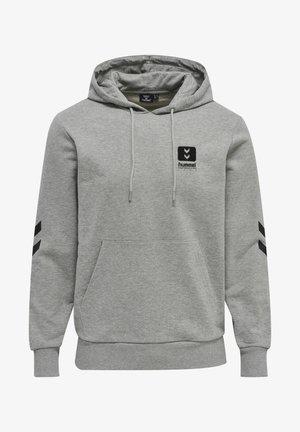 HMLLGC GRAHAM - Luvtröja - grey melange
