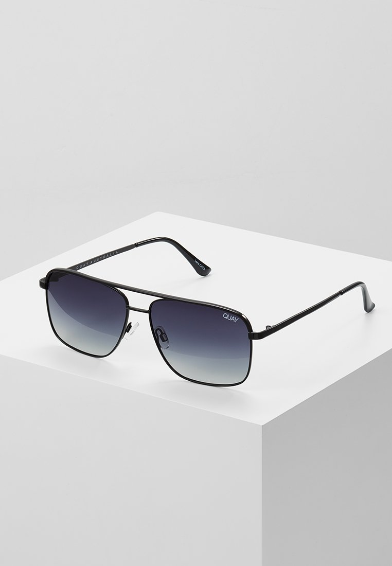 QUAY AUSTRALIA - POSTER BOY - Sunglasses - black