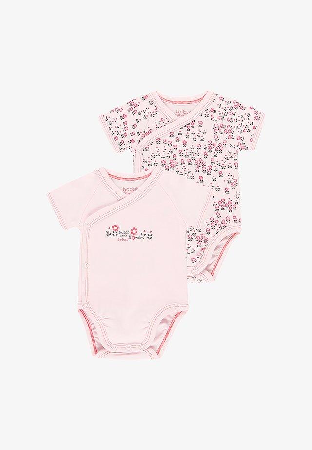 2 PACK  - Body / Bodystockings - light pink