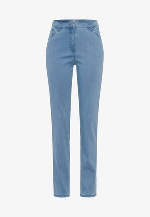 Jeans Straight Leg - bleached