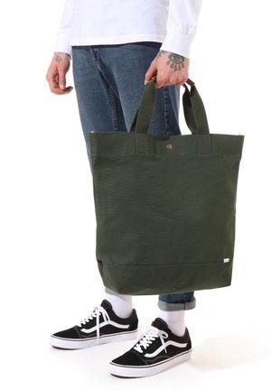 MN VERDES - Tote bag - kombu green
